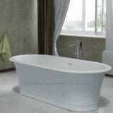 Bañera libre de piedra de piedra compuesta de Atificial (PB1015N)