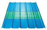ISOの証明書のプラスチックPVC Sheet/UPVCによって絶縁される屋根の鉄片かカラー屋根