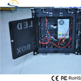 Manufacturer Indoor Full Color P4 LED Wall Panel for Rental clouded