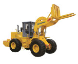 28ton TM828 cargador de rueda de la carretilla elevadora Mármol / máquina del manipulador del bloque del granito para la venta