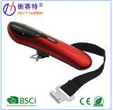 최신 판매 우아한 빨강 LCD 디스플레이 디지털 수화물 가늠자