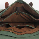 Italien-Entwurfs-Segeltuch-Form-Kurier-Handtasche (RS-6915C)