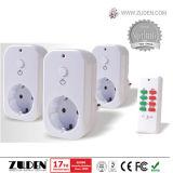 ホーム・オートメーションのための無線リモート・コントロール電力ソケットスイッチ