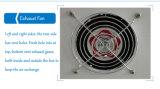 Incubateur d'oeufs d'autruche d'énergie solaire en oeuf de volaille de l'Afrique du Sud hachant la machine