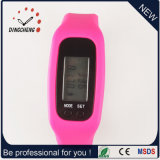 男女兼用のスポーツの腕時計の歩数計の時計用バンド(DC-001)