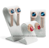 3PCS / Set Velvet New Jewelry Stand Dtud Earrings Display