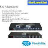 G. Hn IP DSLAM/G. fasten/Eoc/Docssis/Rfog/ADSL/VDSL