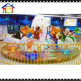 Peafowl della strumentazione del parco di divertimenti dell'elicottero delle 8 sedi