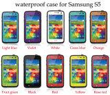 Samsung S5를 위한 개인화한 전화 또는 셀룰라 전화 상자를 방수 처리하십시오