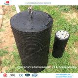 Aerostato del tubo utilizzato nella manutenzione della conduttura della fogna