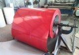 Usine en acier galvanisée enduite d'une première couche de peinture de bobine de feuilles de toiture de Coil/PPGI/Corrugated