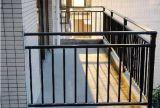 Загородка балкона самомоднейшего просто свободно порошка обслуживания Coated с обеспеченностью