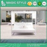 雨寝台兼用の長椅子PUの家具の庭の寝台兼用の長椅子浜の寝台兼用の長椅子の二重ベッド(魔法様式)