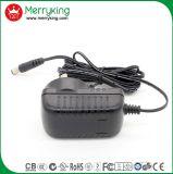 La marque de Merryking Mur-Montent l'adaptateur d'alimentation de la fiche AC/DC d'Au d'adaptateur de 12V 1A