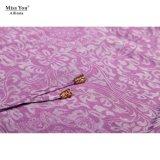 آنسة [يوو] [أيلينّا] 360398 نساء نمط ثوب بائع جملة خاصّ بالأزهار بوليستر قطر ثوب طويلة