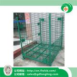Caldo-Vendendo il contenitore pieghevole della rete metallica per il magazzino con approvazione del Ce