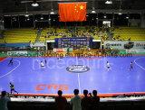 De multi Bevloering van het Hof van het Basketbal van het Hof van Futsal van het Doel