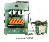 A guilhotina hidráulica da certificação do Ce corta Q15-120