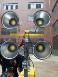 Гражданская башня промышленных и минирование применений портативная освещения