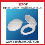 Moulage en plastique de couverture de siège des toilettes en Chine