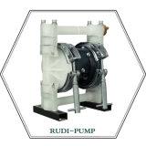 Pompe à diaphragme pneumatique de pp