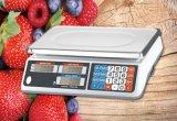 가격 계산 가늠자의 무게를 다는 30kg 전자 테이블