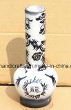 """9 """" tubos de tabaco soplados Sandablasting del vidrio suave del dragón/tubo que fuma"""