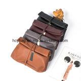 Sacchetto di mano di cuoio classico di modo dell'unità di elaborazione delle 2016 della spalla donne delle borse Hcy-A906