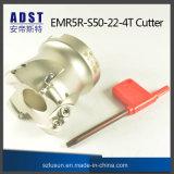 CNCのアクセサリEmr5r-S50-22-4tの表面製造所のカッターのツール