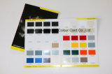 Freie Entwurfs-Glanz-Ende-Lack-Farbton-Karte