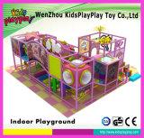Крытое оборудование спортивной площадки детей театра