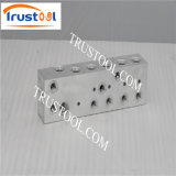 Части металла CNC высокого качества поворачивая