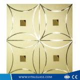 De zilveren Spiegel van het Aluminium/de Vrije Zilveren Spiegel van het Koper/de Spiegel van de Decoratie met Ce