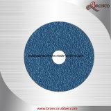 Диск волокна алюминиевой окиси/диск/диск волокна смолаы/покрыли диск