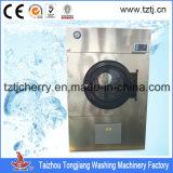 Automatisches trocknende Maschine(SWA801-15/150) Tumble-Trockner CER genehmigt u. SGS revidiert