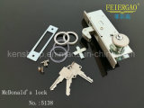 Zl-5138 de Bovenkant van de vervanging/het Slot van het Geval van de Haak van de Bodem