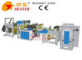 Flacher Stern-Dichtungs-Abfall-Hochgeschwindigkeitsbeutel, der Maschine herstellt