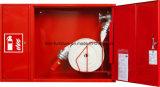 Cabinet de tuyau de tuyau d'incendie avec compartiment séparé pour extincteur (compartiment double)