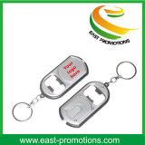 Abrelatas de botella plástico LED Keychain para promocional