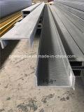 Canal de Pultruded C de la fibra de vidrio
