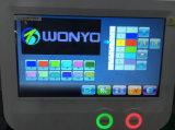 I colori capi della macchina 12/15 del ricamo di alta velocità una hanno automatizzato la macchina del ricamo per la maglietta della protezione