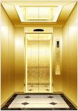 Подъем и лифт пассажира Vvvf сразу с нержавеющей сталью