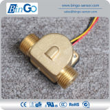 低価格の速い接続および真鍮の水流センサー、水流センサーに通すこと