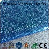 Het populaire Synthetische Leer van pvc van het Ontwerp voor Zakken/Shoes/Sofa&Furniture/Marine/Industry