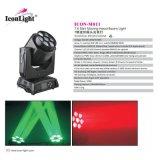 LEDピクセル洗浄B目7X15W RGBWのズームレンズの移動ヘッド
