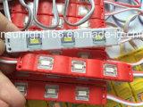 Popular caliente del LED del módulo más barato de la inyección en americano