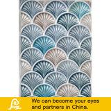 熱い販売のシェルの形の芸術デザイン壁の装飾の陶磁器の芸術シリーズ(陶磁器の芸術A01/A02/A03)のための陶磁器のモザイク・タイル