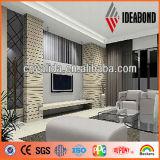 Vedador fácil de selagem do silicone da extrusão dos perfis do alumínio de Ideabond 8500