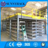 Assoalho de mezanino industrial do armazenamento resistente do armazém