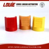 Amortisseur de levage avec la couverture de sûreté colorée pour des pièces de véhicule